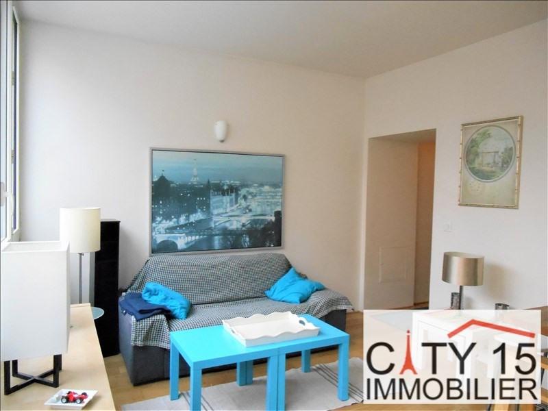 Verkauf wohnung Paris 15ème 485000€ - Fotografie 1