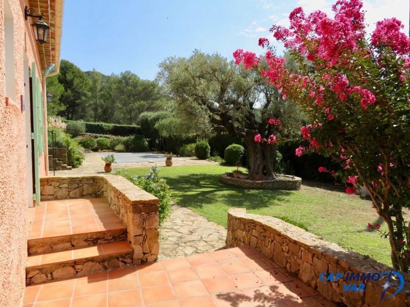 Deluxe sale house / villa Le castellet 610000€ - Picture 5