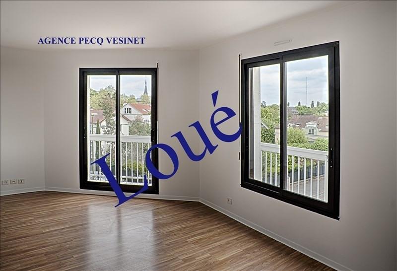 Location appartement Le vesinet 690€ CC - Photo 1