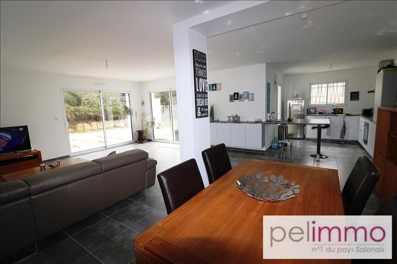 Vente maison / villa Eyguieres 399000€ - Photo 2