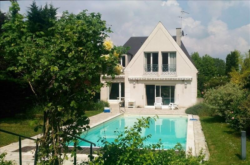 Verkauf von luxusobjekt haus Bougival 1170000€ - Fotografie 1