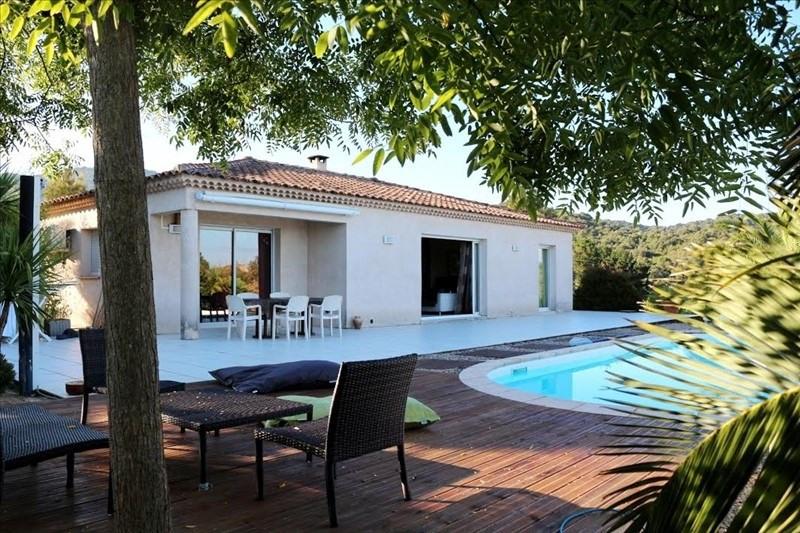 Deluxe sale house / villa Cauro 600000€ - Picture 1