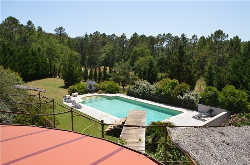 Deluxe sale house / villa Vallon pont d arc 613 600€ - Picture 1