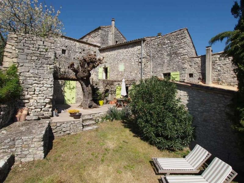 Vente maison / villa Barjac 243000€ - Photo 1