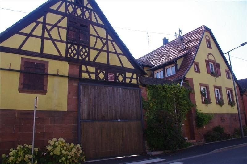Sale house / villa Menchhoffen 217300€ - Picture 1