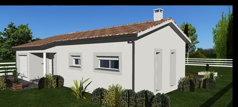 Maison  5 pièces + Terrain 1700 m² Saint Léonard de Noblat (87400) par GCI CONSTRUCTION