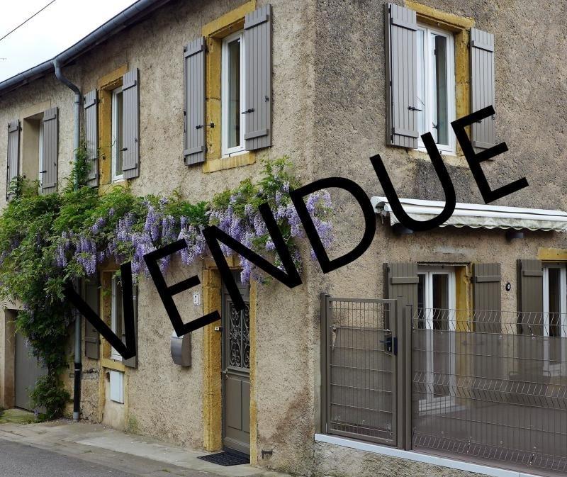 Vente maison / villa Jussy 229000€ - Photo 1