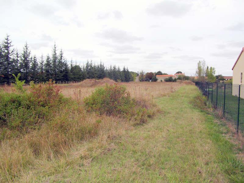 Vente terrain Fouqueure 44000€ - Photo 2