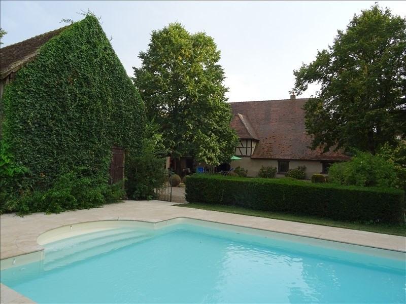 Venta de prestigio  casa Moulins 378000€ - Fotografía 2