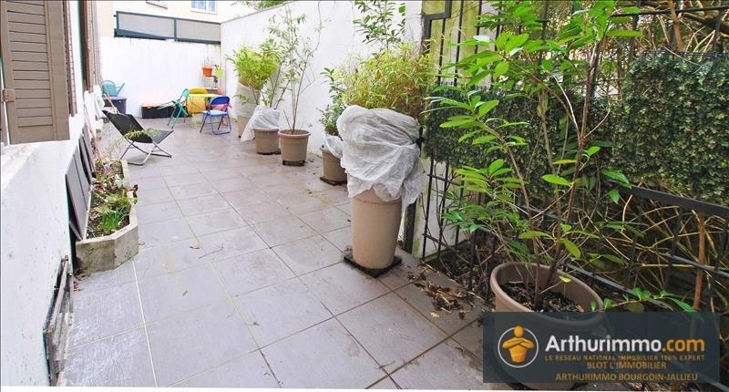 Vente appartement Bourgoin jallieu 238000€ - Photo 1