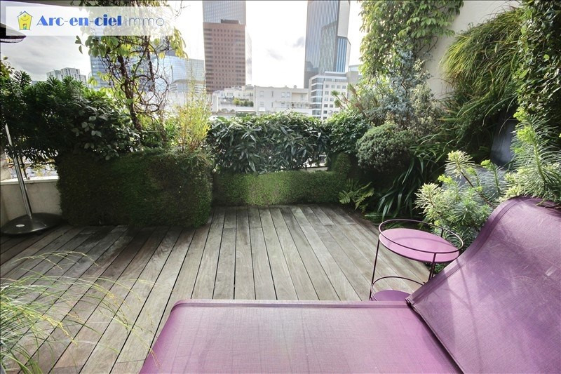 Deluxe sale apartment Courbevoie 897 000€ - Picture 7