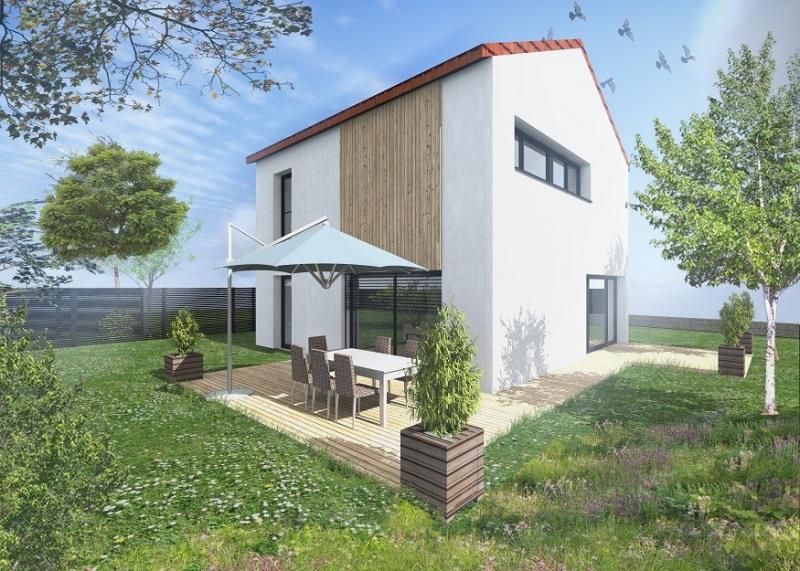 """Modèle de maison  """"Modèle de maison 6 pièces avec suite parentale"""" à partir de 6 pièces Bas-Rhin par INNOV'HABITAT"""