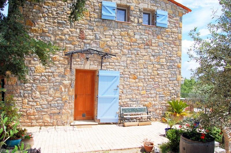 Deluxe sale house / villa Seillans 546000€ - Picture 7