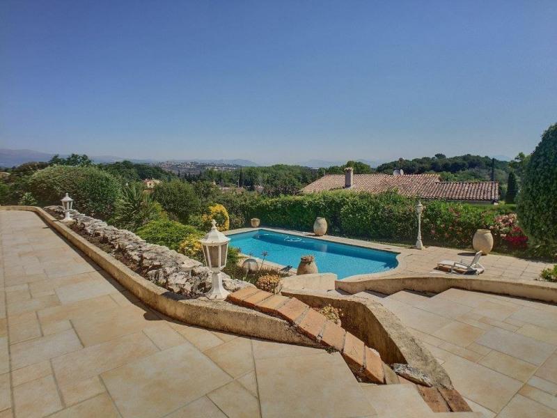 Vente de prestige maison / villa Antibes 1060000€ - Photo 1