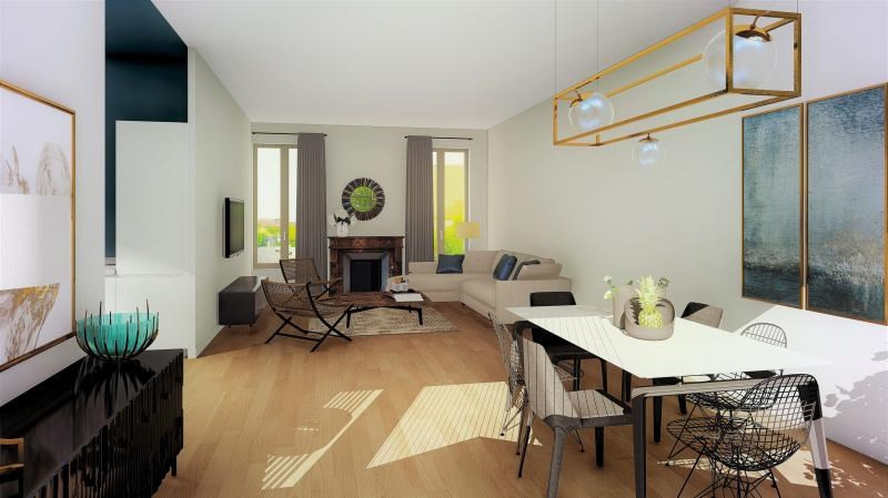 Vente appartement Bordeaux chartrons 472 124€ - Photo 2