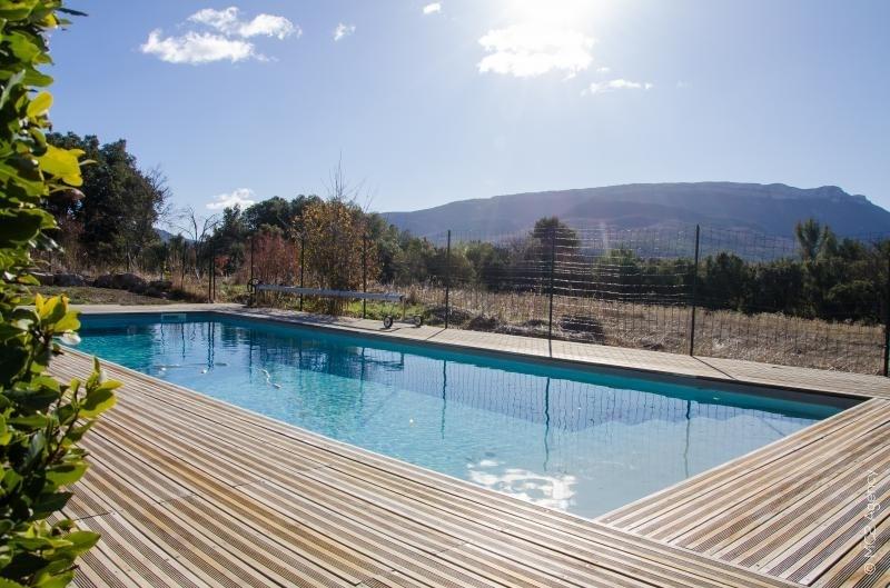 Deluxe sale house / villa Aix en provence 592000€ - Picture 5