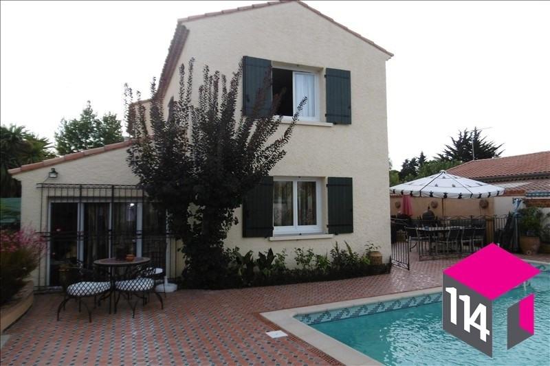 Vente maison / villa Saint bres 420000€ - Photo 9
