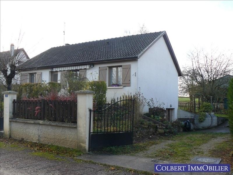 Vente maison / villa Montigny la resle 134000€ - Photo 6