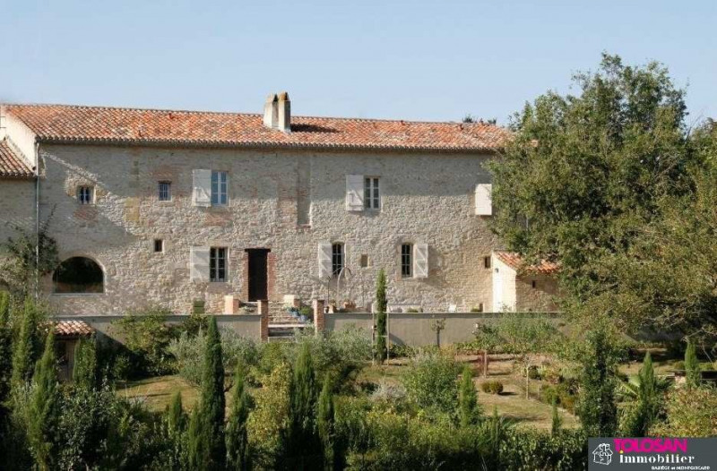 Vente de prestige maison / villa Villefranche de lauragais secteur 676000€ - Photo 1