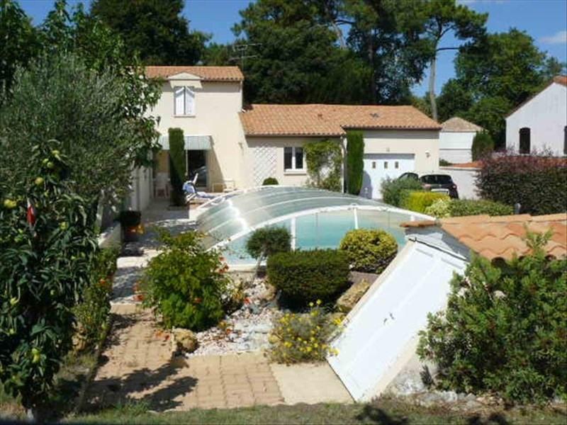 Vente maison / villa Meschers sur gironde 469000€ - Photo 1