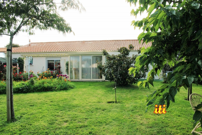 Vente maison / villa Chateau d olonne 384 000€ - Photo 2