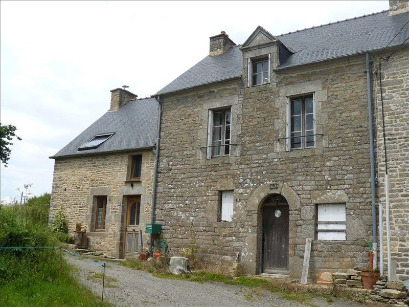 Sale house / villa Josselin 85 600€ - Picture 2