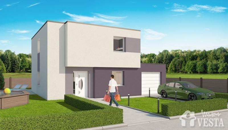 Maison  5 pièces + Terrain 416 m² Laquenexy par VESTA ESPACES