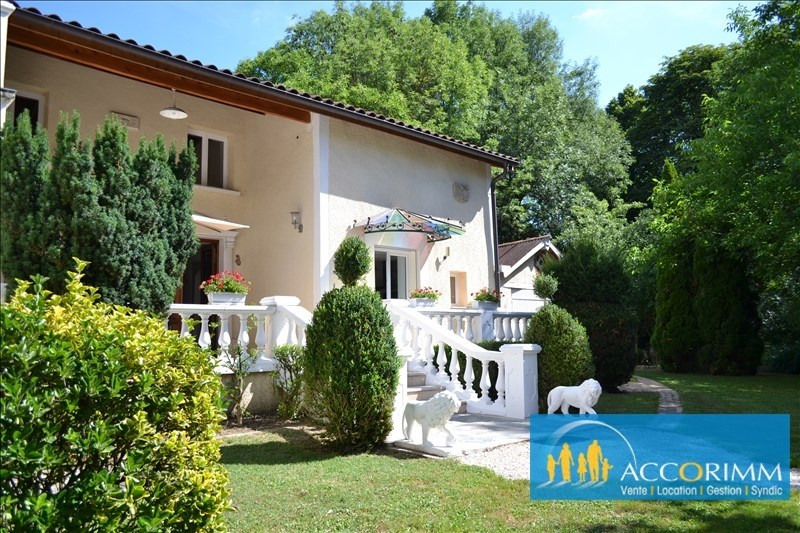 Deluxe sale house / villa St just chaleyssin 539000€ - Picture 3