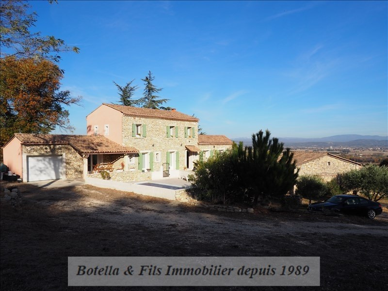 Deluxe sale house / villa St just d ardeche 780 000€ - Picture 11