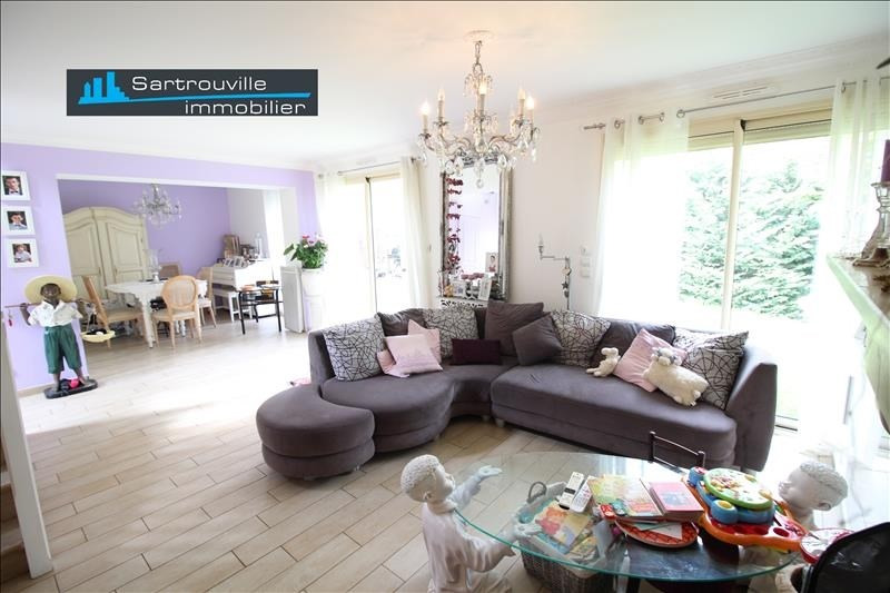 Sale house / villa Sartrouville 434 000€ - Picture 3