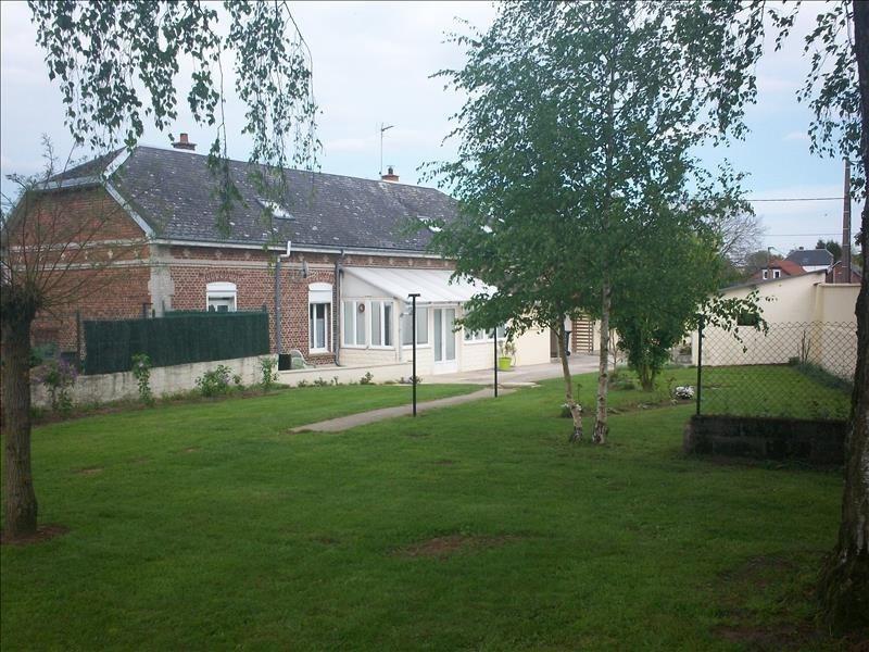 Vente maison / villa Peronne 174000€ - Photo 1