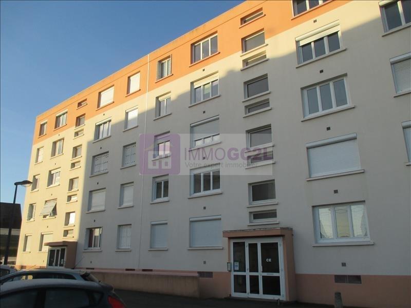 Vente appartement Le mans 59750€ - Photo 2