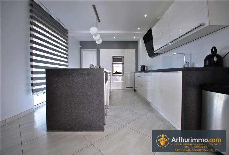 Vente maison / villa Bourgoin jallieu 369000€ - Photo 4