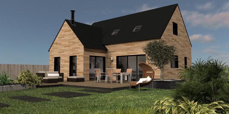 """Modèle de maison  """"Modèle de maison 4 pièces"""" à partir de 4 pièces Val-d'Oise par PRIMOBOIS HAUTS DE SEINE"""