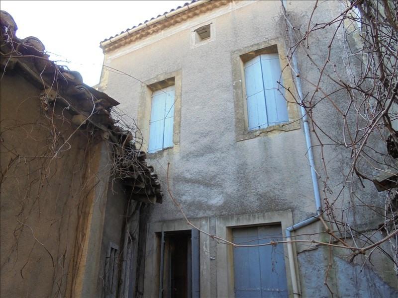 Sale house / villa St thibery 139000€ - Picture 2