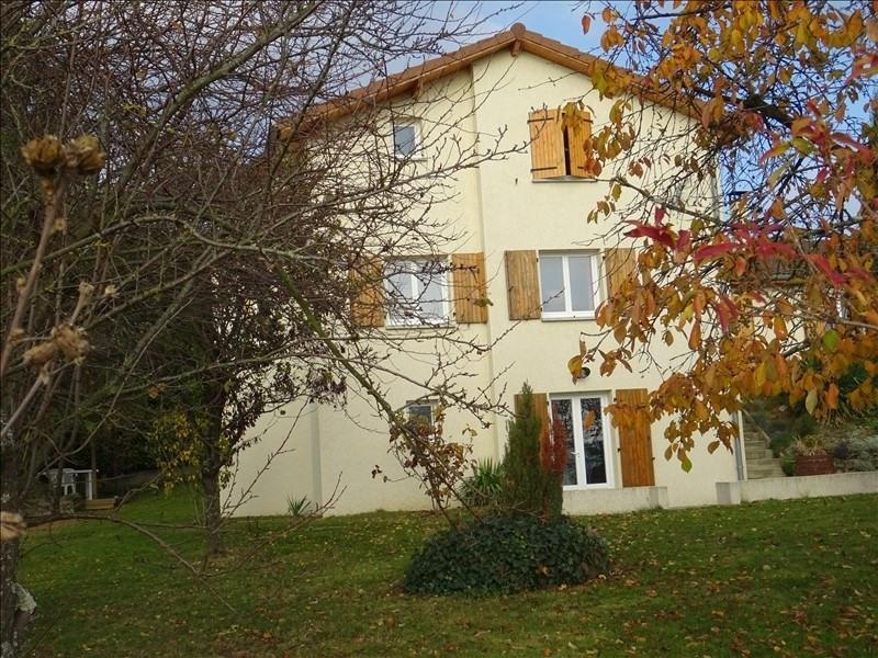 Vente maison / villa St georges d esperanche 313000€ - Photo 4