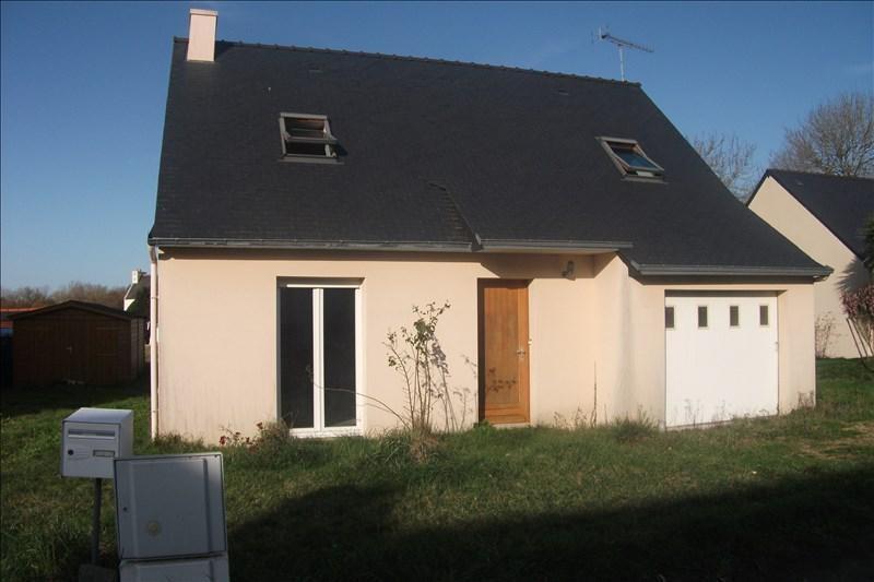Sale house / villa Primelin 115500€ - Picture 1