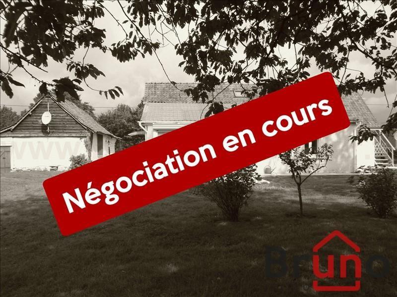 Revenda casa Vironchaux 132500€ - Fotografia 1