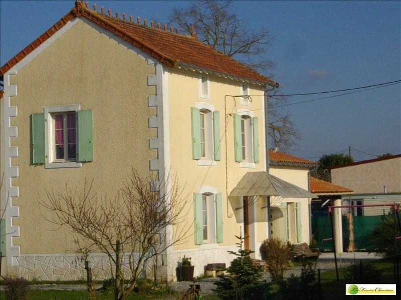 Sale house / villa Loubille 117000€ - Picture 2