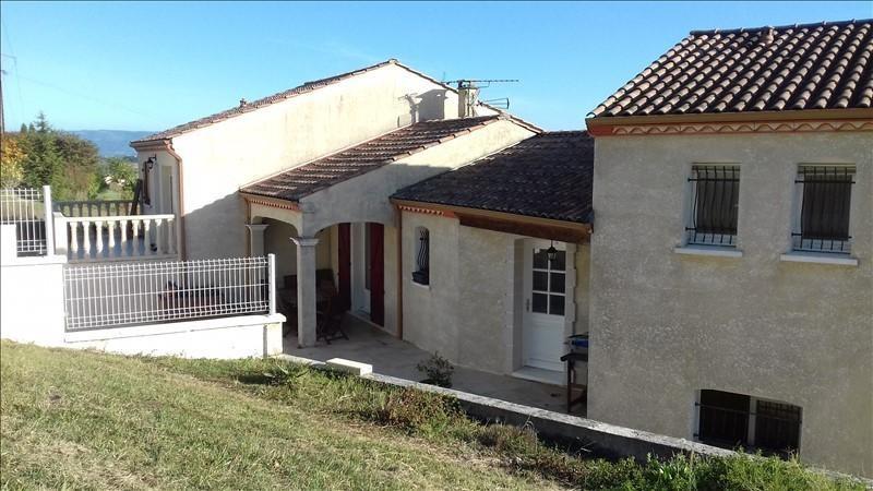 Sale house / villa Cuq toulza (secteur) 315000€ - Picture 2