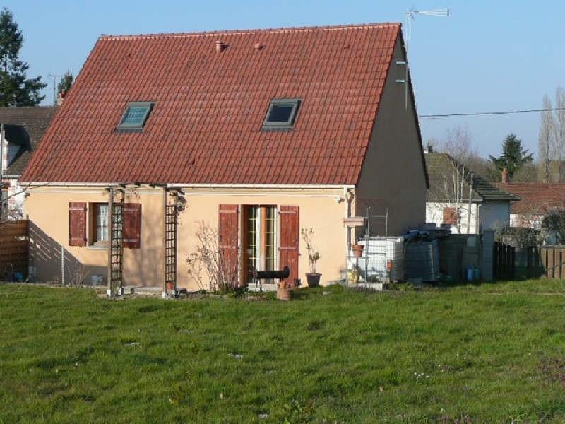 Sale house / villa Brinon sur sauldre 140000€ - Picture 2