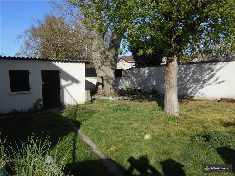 Vente maison / villa Bourgoin jallieu 273000€ - Photo 8