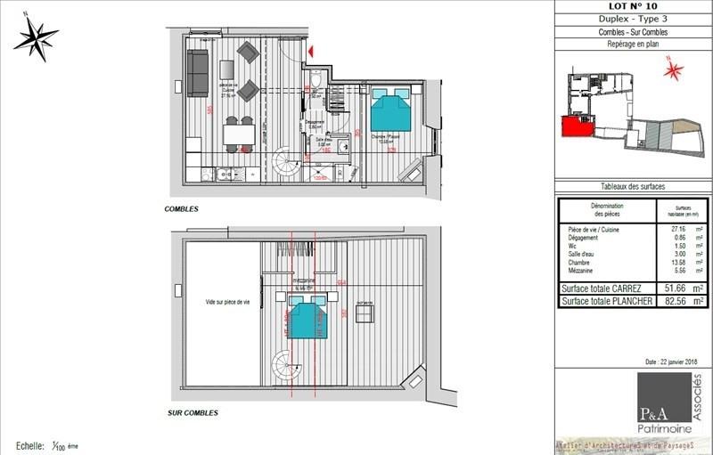 Vente appartement Poitiers 223752€ - Photo 2
