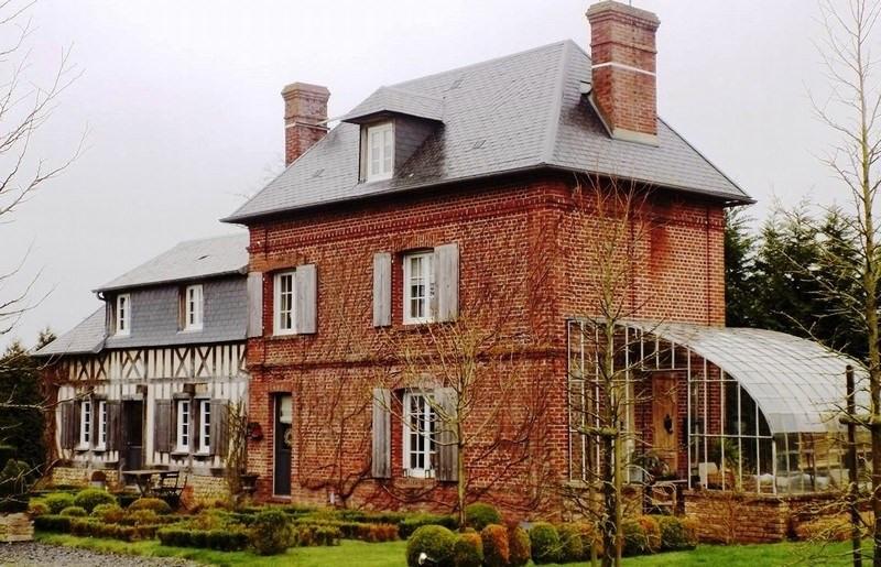 Verkoop van prestige  huis Piencourt 450000€ - Foto 1