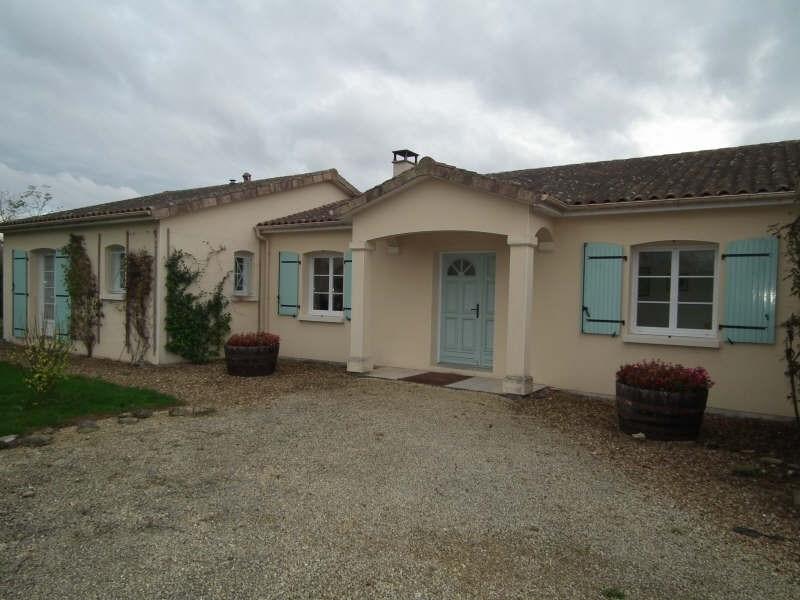 Sale house / villa Migron 290000€ - Picture 1
