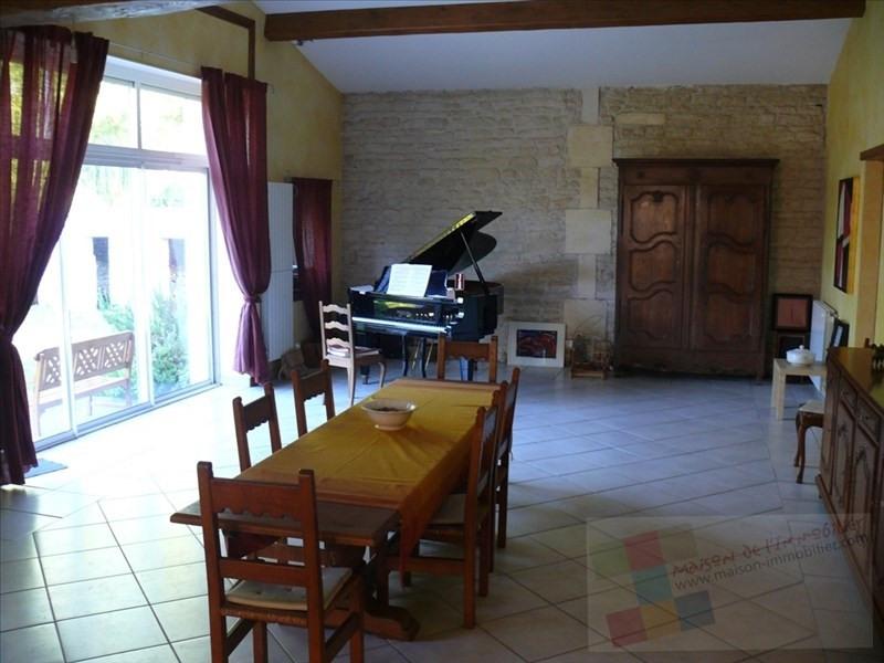 Sale house / villa Mesnac 434600€ - Picture 5