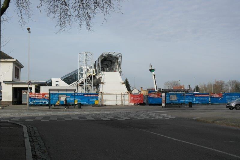 Venta  edificio Haguenau 357000€ - Fotografía 6