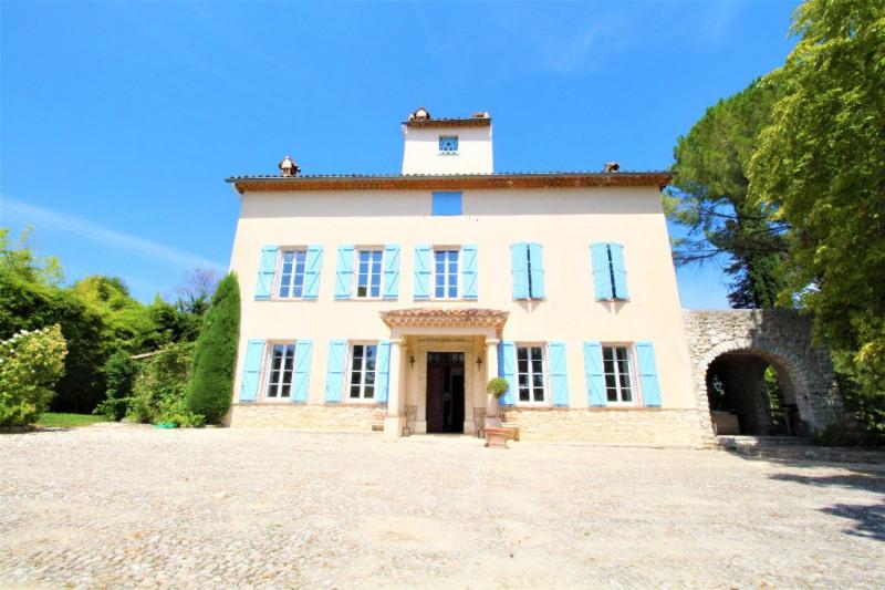 Vente de prestige maison / villa La colle sur loup 1990000€ - Photo 4
