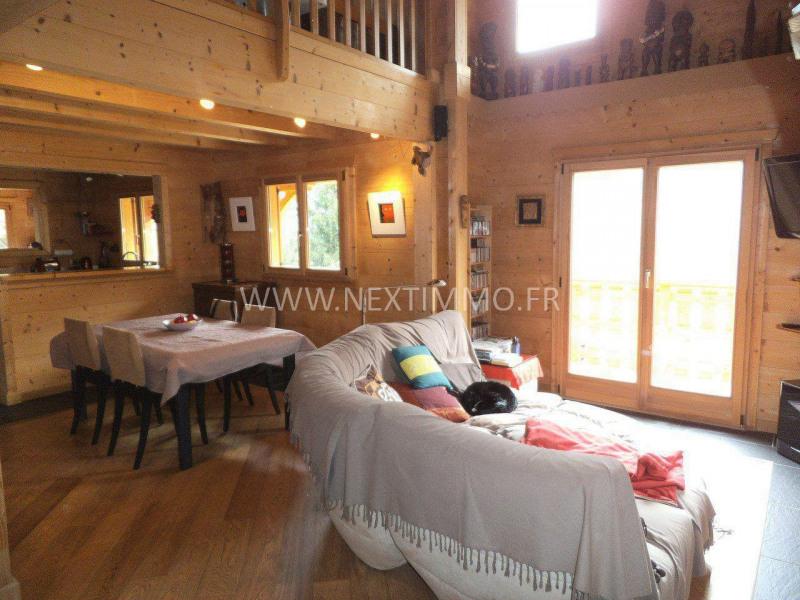 Venta  casa Saint-martin-vésubie 487000€ - Fotografía 3