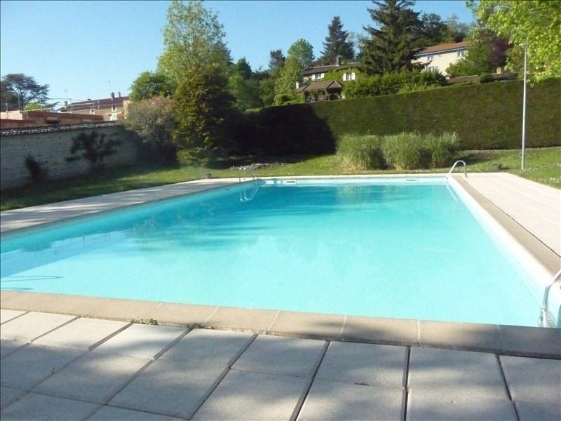 Venta  apartamento Charbonnieres les bains 440000€ - Fotografía 9